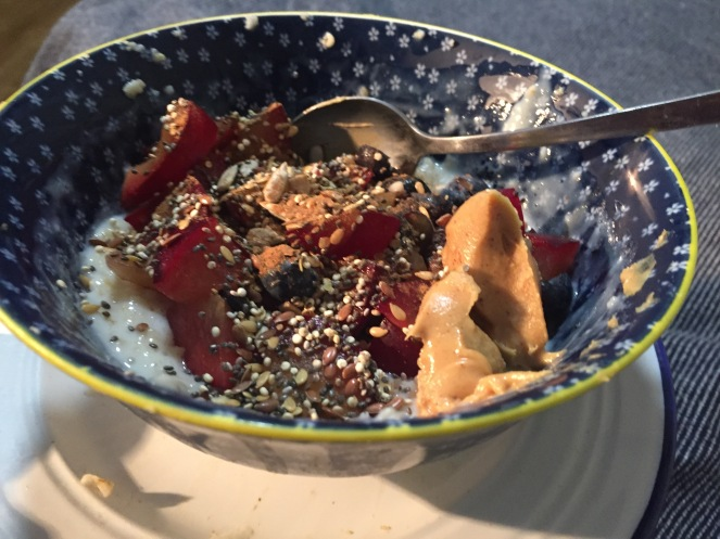 Superfood porridge mark II
