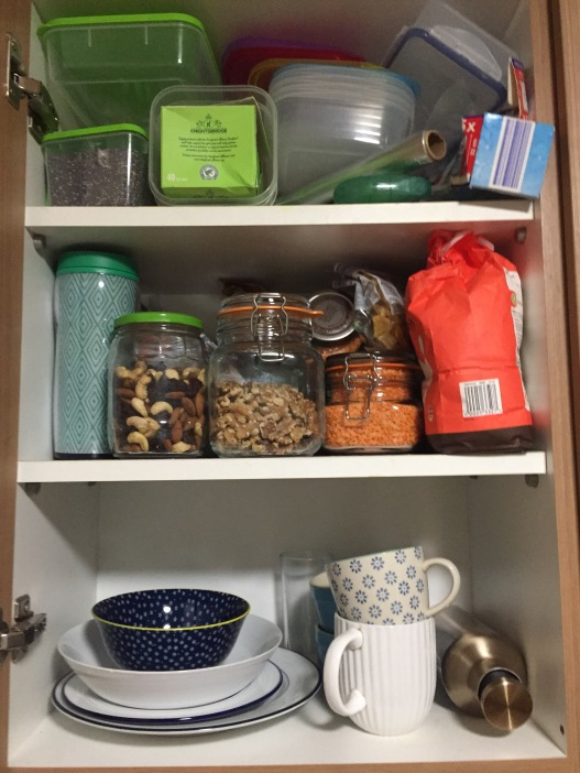My crazy cupboard